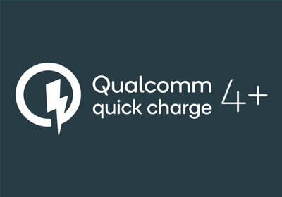 USB-PD (Power Delivery) and Qualcomm Quick Charge 4+ compatibility.